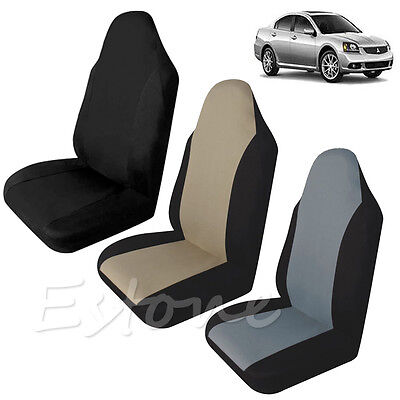 Universal Car Front Rear Seat Covers Cushion Pad for Crossovers SUV Sedan NEW
