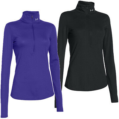 Under Armour 2016 Womens UA Streaker Half Zip Training Gym Fitness Pullover