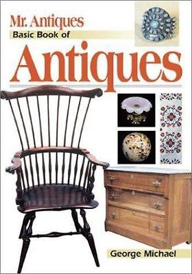 2002 Mr Antiques Basic Book  Antiques Reference Price Guide ID Book NEW Michael