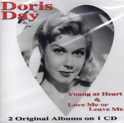 CD NEU/OVP - Doris Day - Young At Heart / Love Me Or Leave Me - 2 Alben - 1 CD
