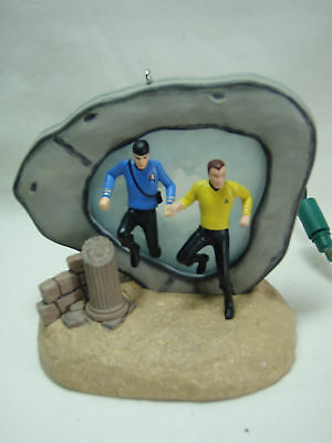 2004 Hallmark STAR TREK The City on the Edge of Forever REPAIR Service Only!