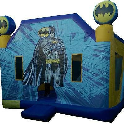 Batman Slide  Jumping Castle  Hire  Melbourne Children Party Entertainment Hire
