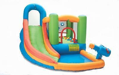 Jumping Castle Water Park Water Slide Hire Only Melbourne Children Party Hire