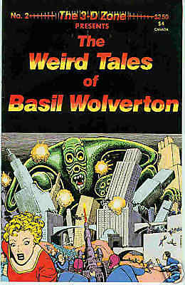 3-D Zone Presents # 2 (Weird Tales of Wolverton) (USA)