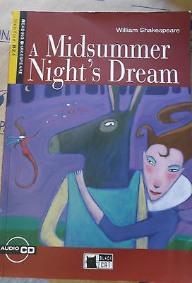 A MIDSUMMER NIGHT' S DREAM con Cd step FOUR B2.1 - WILLIAM SHAKESPEARE - CIDEB