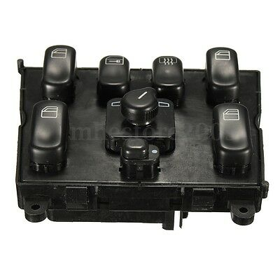 Power Window Master Switch Console Control For Mercedes ML320 ML430 ML55 98-03
