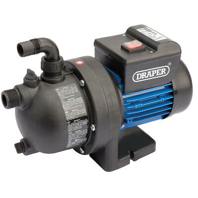 Draper 50L/Min 700W 230V Surface Mounted Water Pump for Home/Garden
