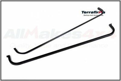 Land Rover Defender Bulkhead Removal Bar Kit Terrafirma Tf871