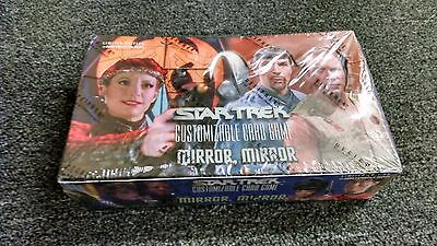 Star Trek CCG 1st Edition - Mirror Mirror - Sealed Booster Box of 30 Packs - 1E
