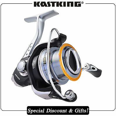 KastKing Mako3500 Moulinet de Pêche 5.1:1 Ratio Moulinet Mer Surf Spinning