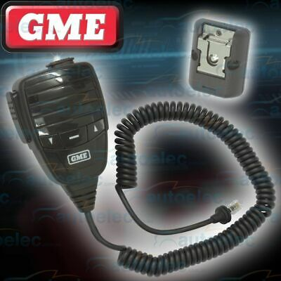 Gme Electrophone New Microphone With Cable For Tx4200 Tx4400 Tx3400 Uhf Mc553B