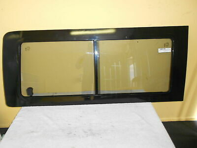 Toyota Hiace - Kh220 - 4/05 Current - Drivers - Right Hand Side - Sliding Window