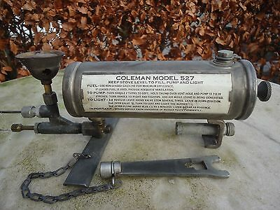 World War II, Military Dental Stove, Model 527, Coleman, Sterilization Medical