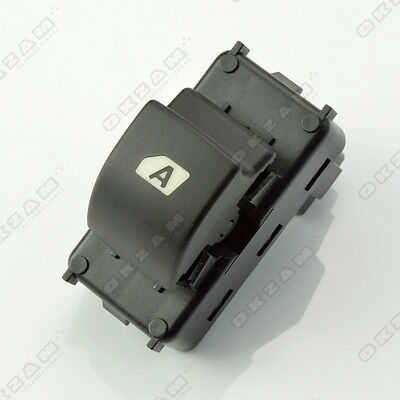 Electric Window Switch For Peugeot Partner Tepee B9 Front Right *new*