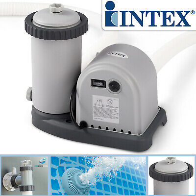 Intex 5678L Schwimmbadpumpe Swimmingpool Pool Filterpumpe Poolpumpe Pumpe 28636