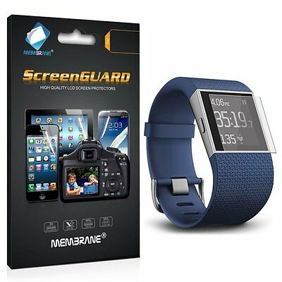 3 Screen Protectors Protect For Fitbit Surge