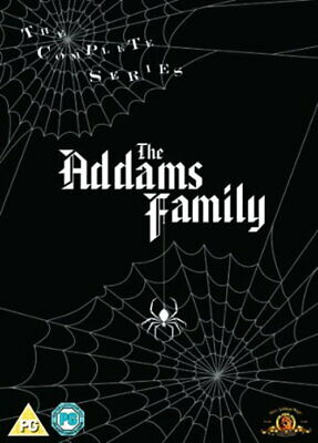 The Addams Family Complete Season 1-3 [New DVD]