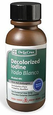 Awesome Decolorized Iodine Nails Alopecia Antiseptic Cuts Wounds Disinfectant