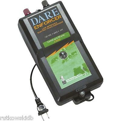 20-ACRE Dare Enforcer Electric Fence Charger Energizer