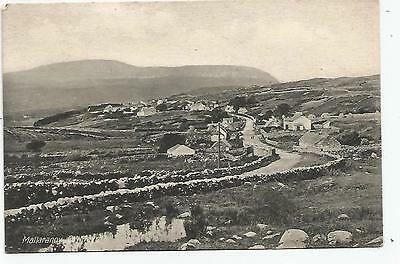 irish postcard ireland mayo mallaranny village