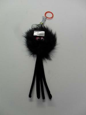 Black Spider Cat Toy
