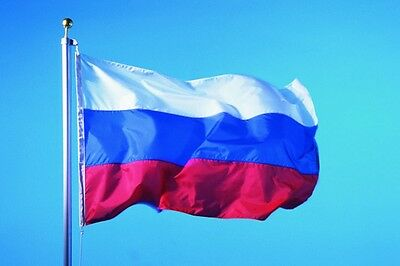 Polyester 90x150cm Russia Federation 3x5ft Russian Flag 1pc New Huge Flag