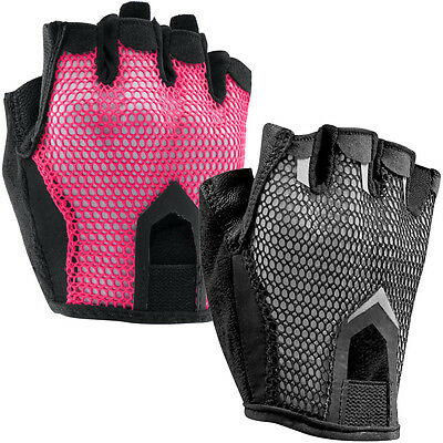 Under Armour 2016 Womens UA Resistor Training Gym Weight Lifting Fitness Gloves