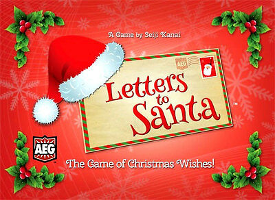 Love Letter: Letters to Santa Boxed Edition AEG 5121