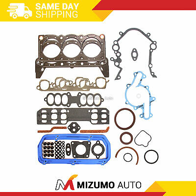 Full Gasket Set Fit Mecury Sable Ford Taurus 3.8L OHV