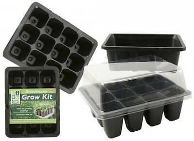 Wholesale-Resellers- 36 X GREENHOUSE GROW KIT
