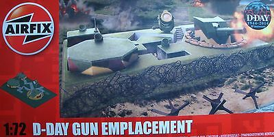 AIRFIX® A05701 D-Day Gun Emplacement in 1:72