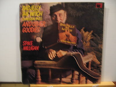 Spike Milligan - Badjelly The Witch & Other Goodies - Free UK Post