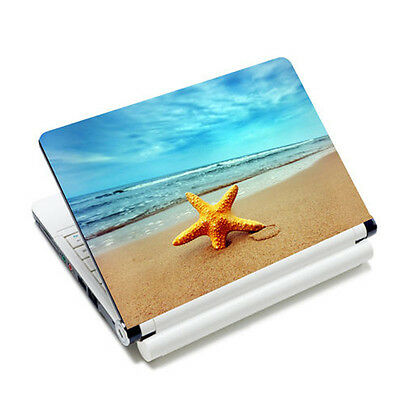 """Starfish 12"""" 13.3"""" 14"""" 15.6"""" Laptop Pattern Decal Sticker Skin Protector Cover"""
