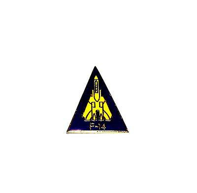 HAT/CAP PIN Military Insignia Aviation NAVY F-14 FIGHTER JET