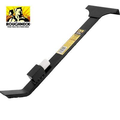 Roughneck Pull Bar 64-450 For Laminate Flooring Floor Boards Pulling Last Board