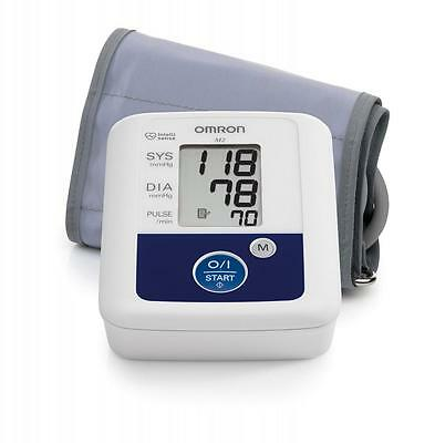 Omron M2CLASSIC Fully Automated Blood Pressure Monitor One Button Operation New