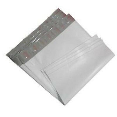 "100 14.5x19 Poly Bags Plastic Envelopes Mailers Shipping Self Seal 14.5""x19"""