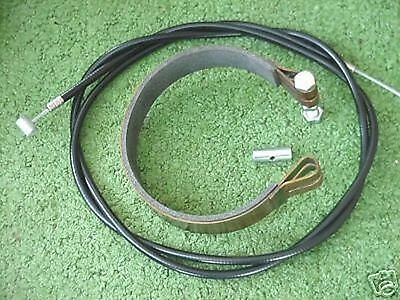 Minibike Go Kart Gocart Parts / Brake Band Cable & Pin