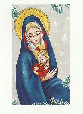 99616 Santino Holy Card Natale 1977 Ss Nazzaro E Celso Bresso