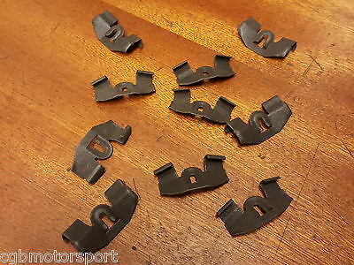 Renault 5 Gt Turbo New Side Skirt Sill Fixing Bracket Clips Pack 12 7703080051