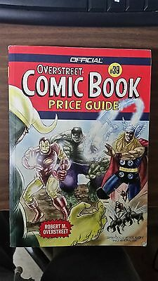 Official Overstreet Comic Book Price Guide #39 Soft Cover