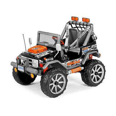 2-seat electric ride-on toy 12V Gaucho Rock`in OD0075 [2014] Peg Perego