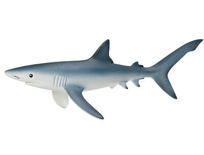 Schleich 14701 Blue Shark Sealife Model Toy Figurine Replica - NIP