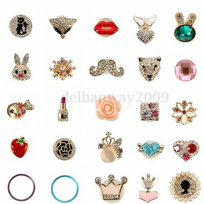 Fashion 3D Home Button Sticker for Apple iPhone 6 6S iPod Touch iPad 2/3/mini