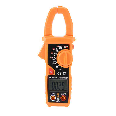 PM2018A Digital Multimeter Ammeter Voltage Ohmmeter Clamp Meter Tester