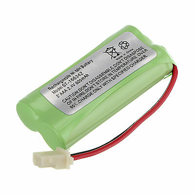 1PCS Cordless Home Phone Battery Pack for AT&T BT166342 BT266342 TL32100 TL90070