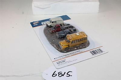 Walthers Cornerstone HO Scale Junk Truck Row 933-3639 New FNQHobbys (6815)