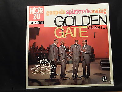 The Golden Gate Quartet - Gospels Spirituals Swing