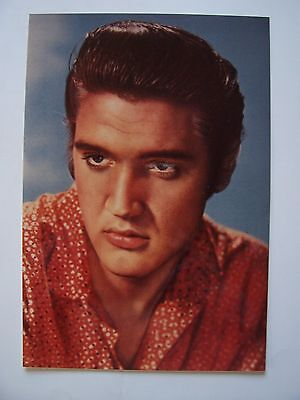 Elvis Presley  -  Poster , Affichette  ( 21 x 30 cm ; Tirage Photo , couleur )
