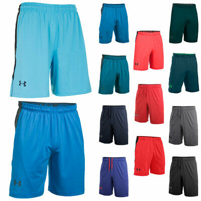 "Under Armour 2016 Mens UA Raid 8"" Sports Gym Training Fitness Shorts"